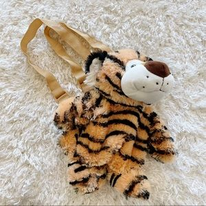 Pack Mates by Kelly Toy tiger backpack plush